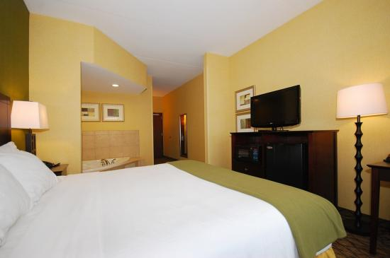Kittanning, PA: Deluxe Room
