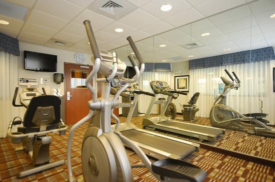 Kittanning, PA: Fitness Center