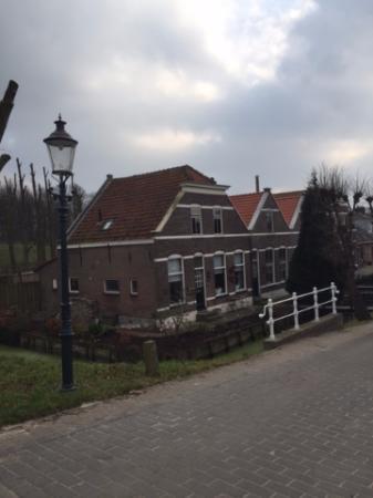 Province du Brabant du Nord, Pays-Bas : Рядом с рестораном