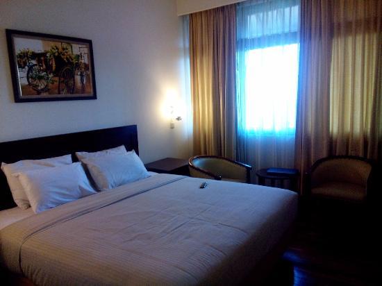 Wisma MMUGM Hotel Yogyakarta: kamar