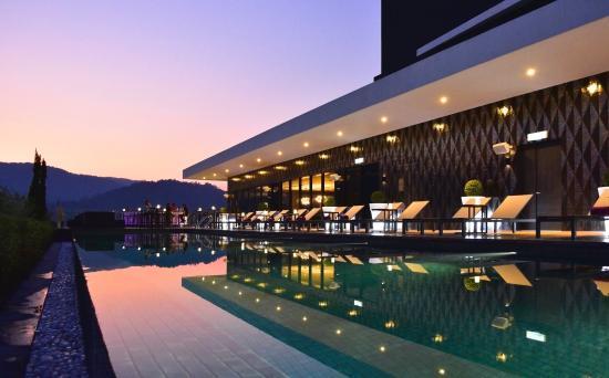 Gravity, Rooftop Bar, G Kelawai, Penang