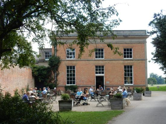 Cafe CourtyardAttingham Park