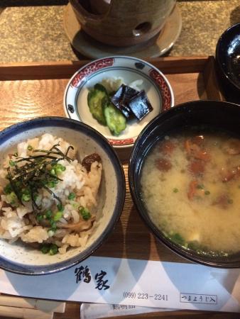 Tsuruya Saryotsuruya: ランチのコスパが良かったです。お腹いっぱいでデザートまで食べられませんでした。