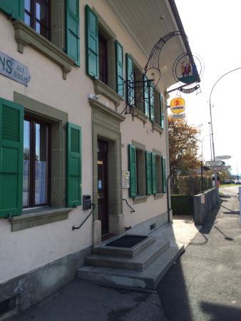 Restaurant des Trois Suisses