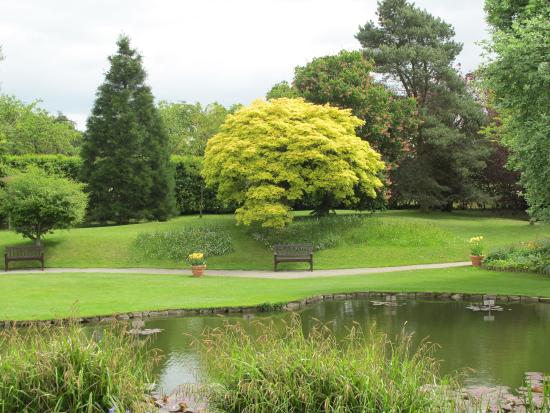 Burnby Hall : vision paisible - Picture of Burnby Hall Gardens and ...