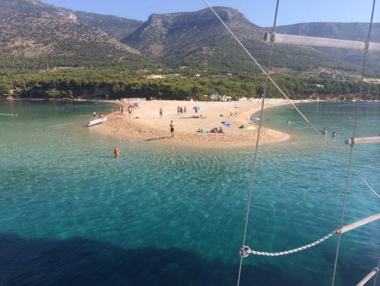 Bol, Kroatien: Goldenes Horn