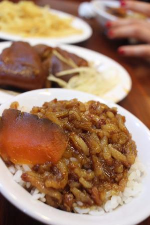 Formosa Chang Minced Pork Rice