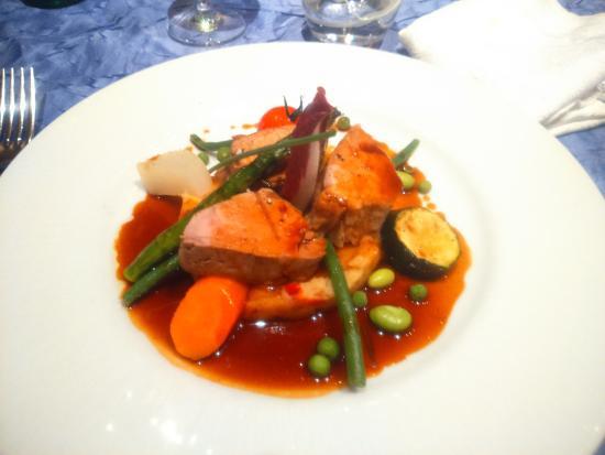 Chille, France : Filet mignon