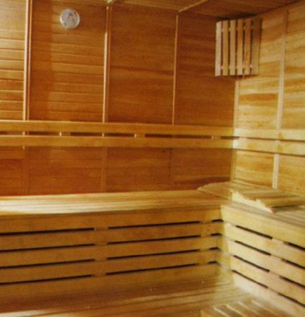 Bianco Boutique Hotel : Sauna