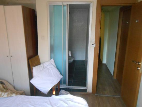 Ast Hotel: camera