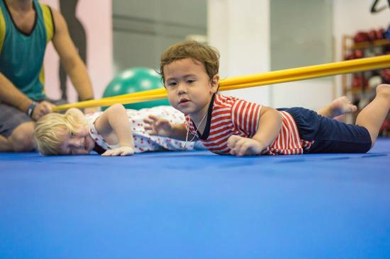 c33a768655e2b Body Shape - Gym Thao Dien  At our classes kids will develop and enhance  coordination