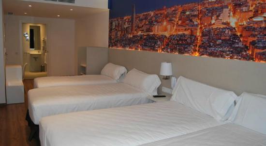 Sala Fumatori Aeroporto Barcellona : Hotel bestprice gracia barcellona spagna prezzi e recensioni