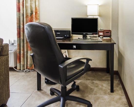 Comfort Inn & Suites: Business