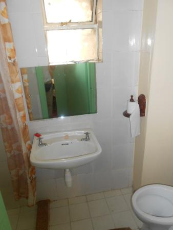Parkside Hotel : bagno