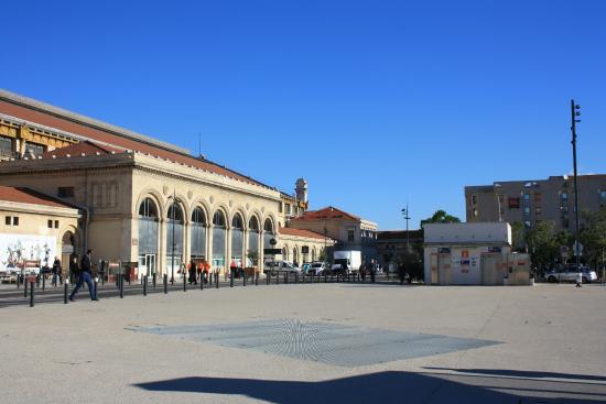 Hotel Gare De Marseille Saint Charles