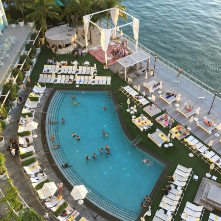 Picture Of Mondrian South Beach Hotel
