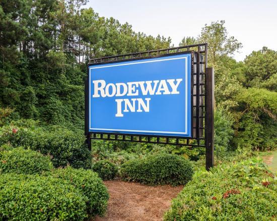 Rodeway Inn Norcross : GAExterior
