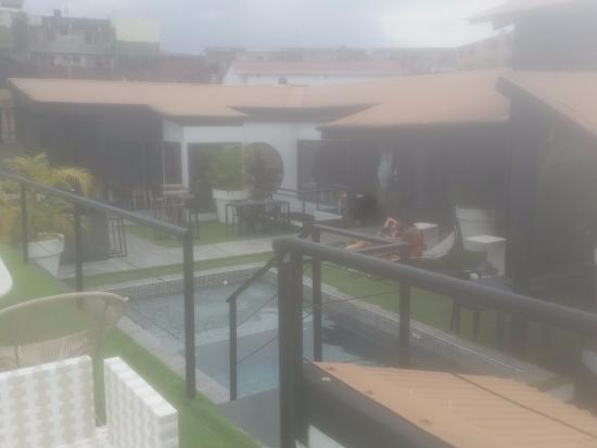 Terraza Picture Of Hotel Casa Panama Panama City