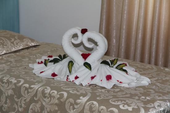 Risus Suit Hotel: Bedroom