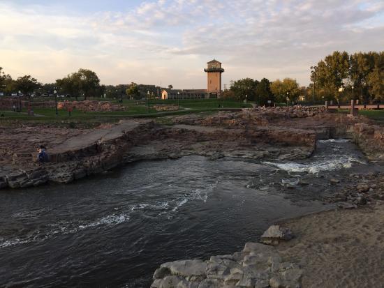 SculptureWalk Sioux Falls: The Big Sioux River, Sioux Falls, South Dakota