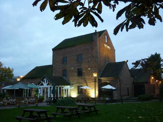 The Mill at Worston: The Mill