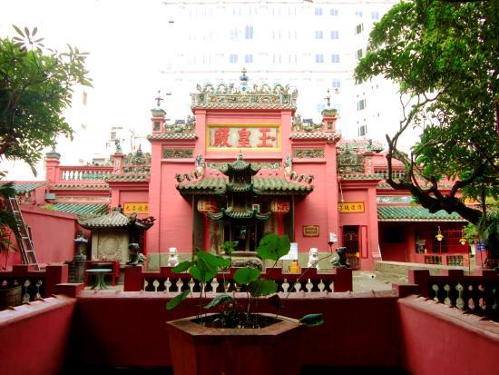 emperor jade pagoda chua - Top Things to do in Ho Chi Minh City (Phu My) Cruise Port, Vietnam