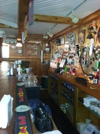 The Wayside Country Inn: Bar Area