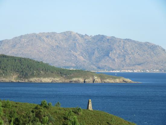Faro de Fisterra: costa de la muerte