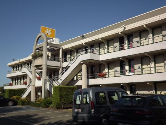 Premiere Classe Hotel Liege : Vista general