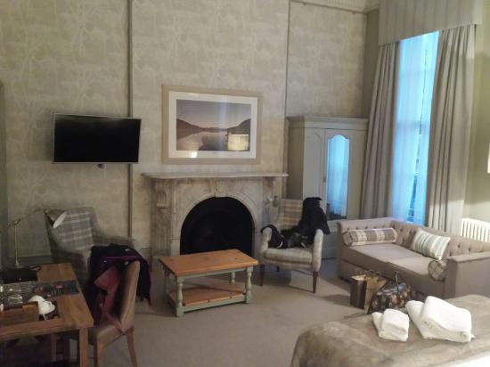 Loch Fyne Milsoms Hotel: 20151029_170334_large.jpg