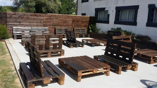 Casa Pita: Terraza
