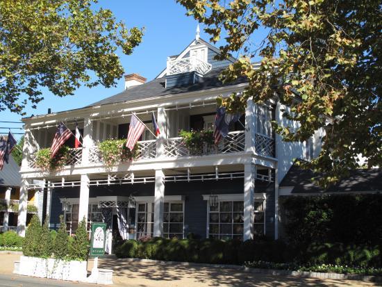 Inn at Little Washington: The Inn