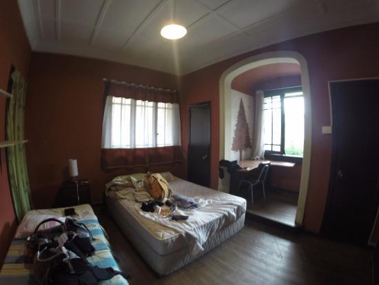 Moai Viajero Hostel: Quarto