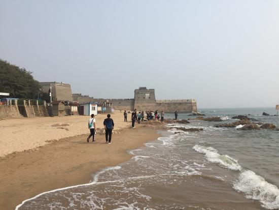 Shanhaiguan Scenic Resort : Shanhaiguan is a small town near Qinhuangdao... Shanhaiguan is very interesting because in this