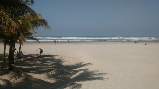 Cidade Ocian Beach: Praia Cidade Ocian