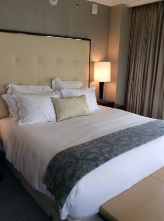 The Ritz-Carlton, Dallas: ベッド