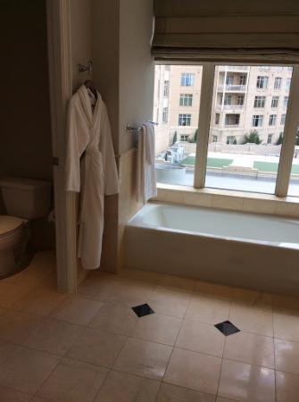 The Ritz-Carlton, Dallas: バスルーム