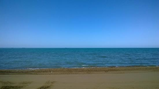 Mazandaran Province, Iran: calm beach