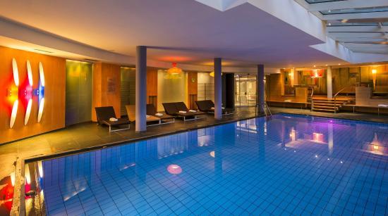Hotel St. Anton: Swimmingpool