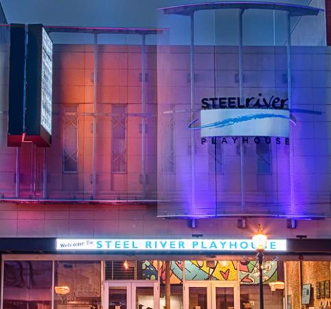 Pottstown, PA: Steel River Playhouse