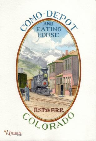 Como Depot Eating House Picture