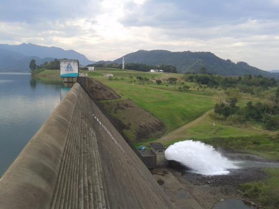 Barragem do Rio Sao Bento