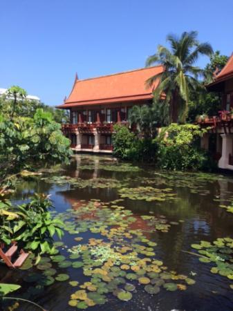 Anantara Hua Hin Club Lagoon Room