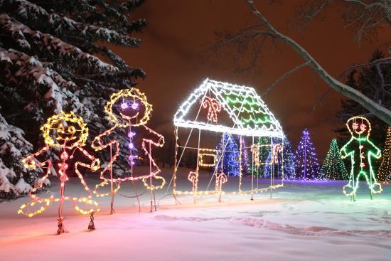 Christmas lights in Confederation Park & Christmas lights in Confederation Park - Picture of Confederation ... azcodes.com