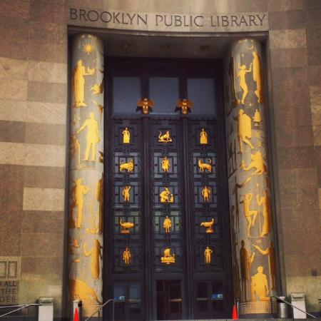 Image result for main branch brooklyn public library.
