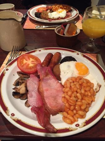 Coolaney, Irlanda: Irish breakfast