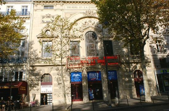 Th atre de la porte saint martin bd saint martin picture - Theatre de la porte saint martin metro ...