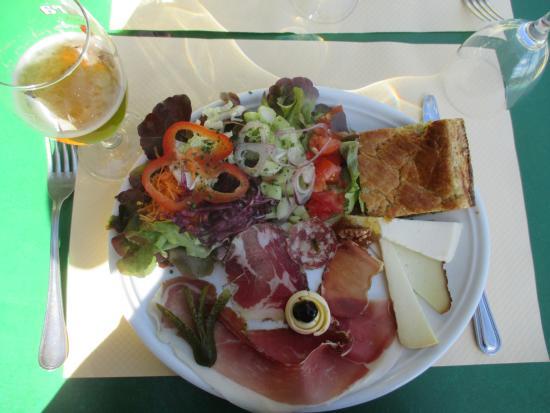 La Taverne Corse: Assiette corse
