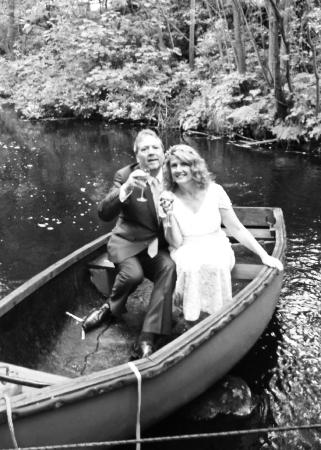Coach House Healing Centre: Bride and Groom