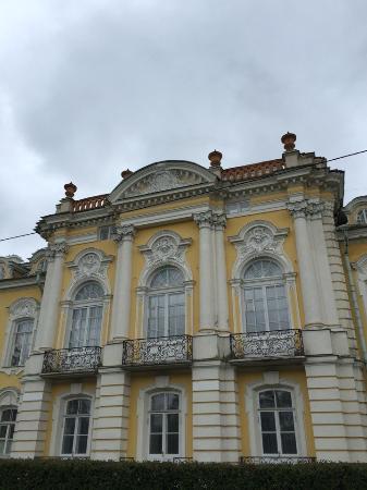 Freilinskiy Dom : Фасад